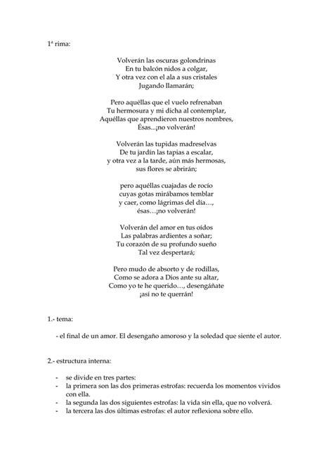 poemas cortos de 4 estrofas poesia de colegio de 5 estrofa y 4 versos poemas para ni