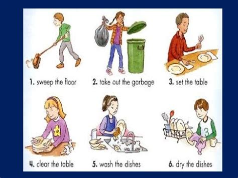 Sharing Household Duties   Image Mag