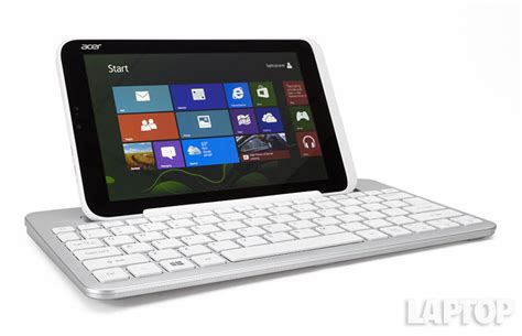 Laptop Acer Iconia acer iconia w3 810 review windows 8 tablet reviews