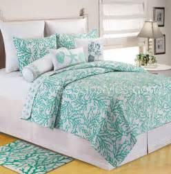 cora seafoam bedding oceanstyles