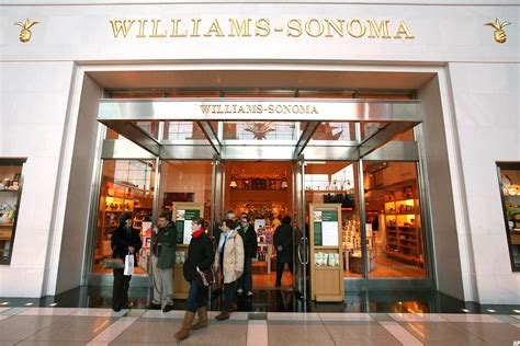 williams sonoma williams sonoma cooks up quant upgrade and positive charts