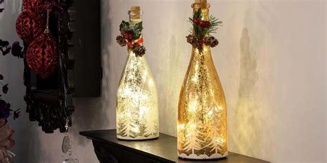 christmas table decorations buy now from festive lights