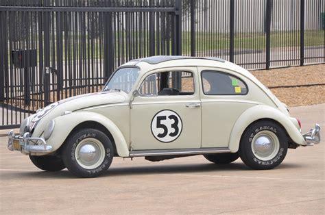 volkswagen beetle herbie 191 cu 225 nto vale herbie el beetle m 225 s famoso y simp 225 tico