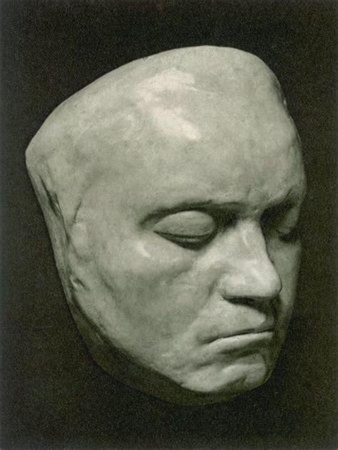 beethoven biography in german ludwig van beethoven death mask of the german composer