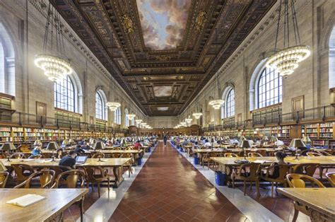 new york public library s iconic rose room reopens in full new york city photo gallery fodor s travel