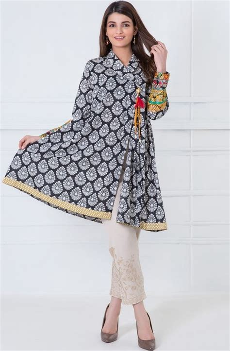 Winter Drapes Stitching Styles 2018 For Pakistani Dresses For Ladies