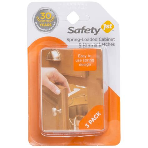 safety 1st cabinet and drawer latch available in store or
