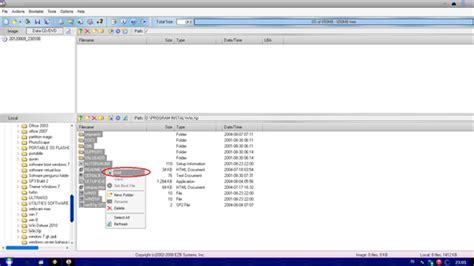 membuat file iso tanpa aplikasi aplikasi games pc gratis membuat file iso menggunakan