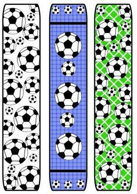 printable bookmarks sports free printable bookmarks soccer football soccer