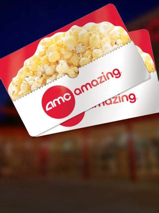 Check Amc Gift Card Balance - gift cards