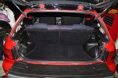 Honda Civic Eg Carpet civic eg view topic diy trunk carpet