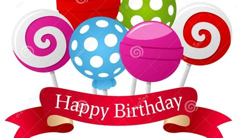 compleanno clipart happy birthday ribbon clipart clipartsgram