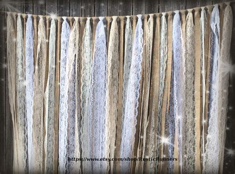 Wedding Backdrop Burlap by Burlap And Lace Backdrop Www Imgkid The Image Kid