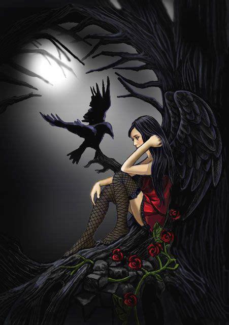 imagenes goticas emo y dark gothic angel by lisa parker j k s wallpapers pinterest