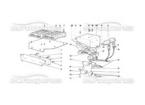 Testarossa Parts Testarossa Jetronic Harness Part 126759 Ebay