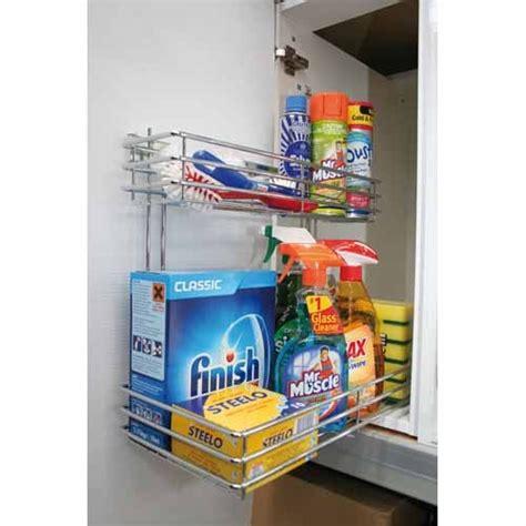 under sink pull out storage nz hafele undersink pull out basket set kitchens mitre 10