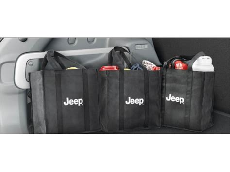 Jeep Cargo Management System Jeep Cargo Management System Shopping Bags