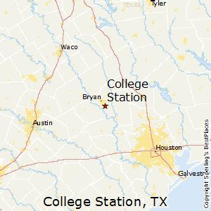 map college station texas best places to live in college station texas