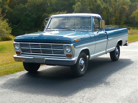 Elder Ford by Newer But 69 Ford F100 Mint2me