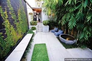 Backyard Entertaining Landscape Ideas Real Backyard Inner City Courtyard Garden Design