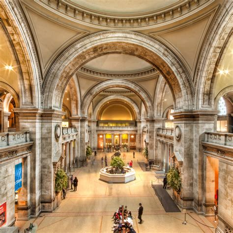 the metropolitan museum of the 15 most visited museums in the world