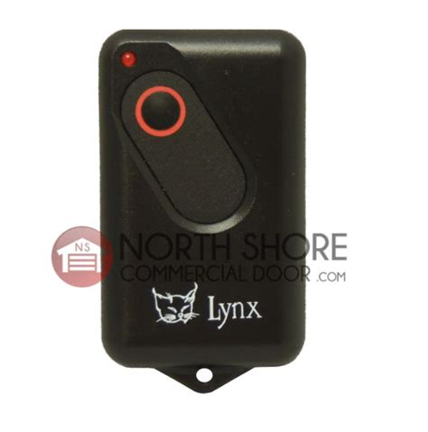 Lynx Garage Door Opener Napoleon Lynx Lpl1 211 L Tx 1 Button Garage Door Remote