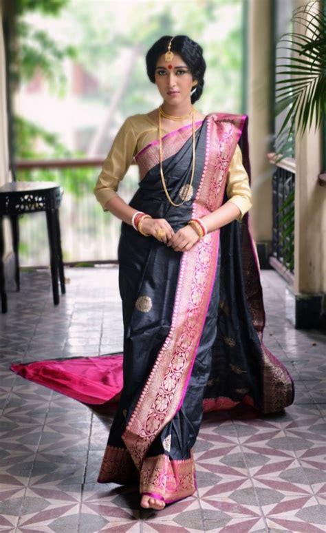 traditional bengali sarees  images