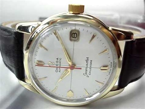 watches on sale vintage omega seamaster date mens for sale on ebay