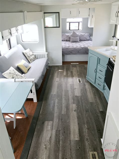 rv ideas renovations easy rv remodeling instructions rv makeover reveal