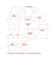 felt dress up doll template felt mr mrs potato and boy dress up sets the