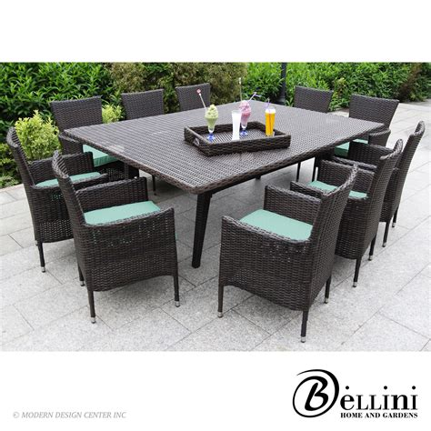 laredo 12 dining set w81412 bellini