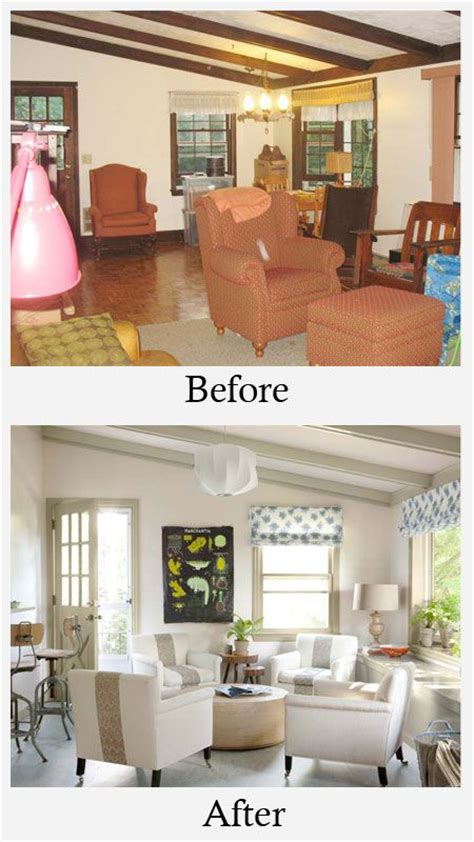 Living Room Makeover 100 Best 25 Painted Beams Ideas On
