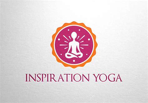 yoga design inspiration yoga studio logo design downdog creative