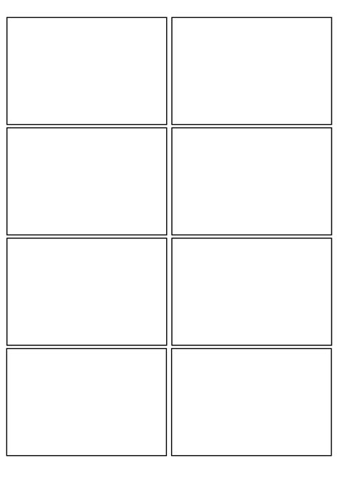 6 panel comic template 8 box comic template related keywords 8 box comic