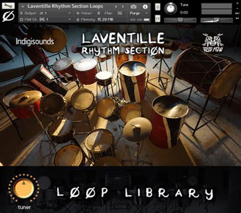 rhythm section instruments indigisounds lavantille rhythm section audiodeluxe