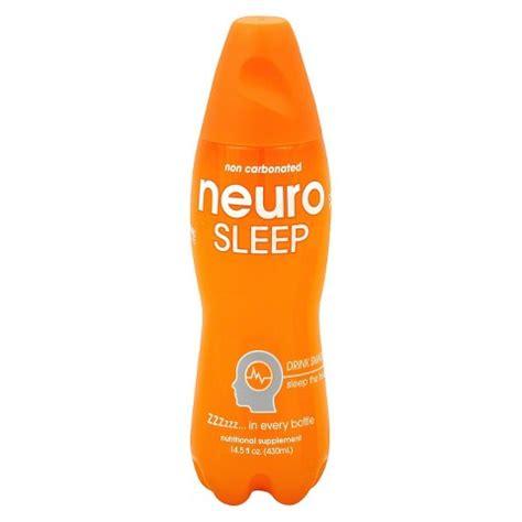 supplement drinks neuro sleep nutritional supplement drink 14 5 oz target