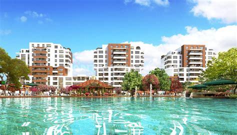 Wohnungen Zum Verkauf by Istanbul Wohnungen Mit Dorf Konzept