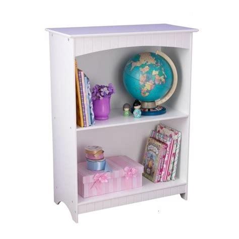 kidkraft white bookcase kidkraft 32 h nantucket white bookcase 86625