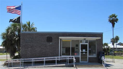 everglades city florida post office photo