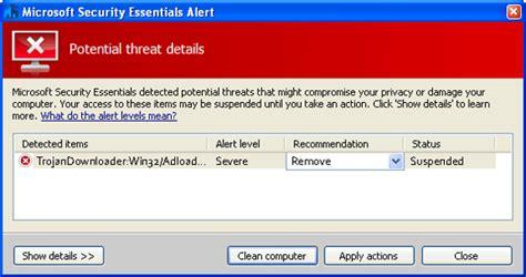 membuat virus trojan dengan vb trojandownloader win32 adload da virus solution and removal