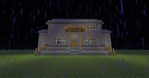 big minecraft house minecraft big house cake ideas and designs