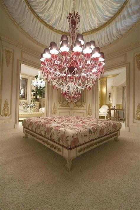 Chandeliers Ottomans And Boutiques On Pinterest Dressing Room Chandeliers