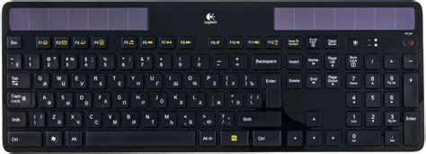 Logitech Wireless Solar Keyboard K750 logitech wireless solar keyboard k750