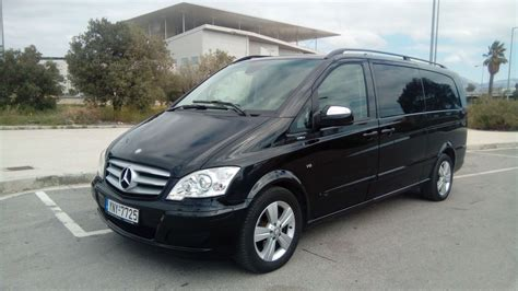 luxury minivan luxury minivan chauffeur greece
