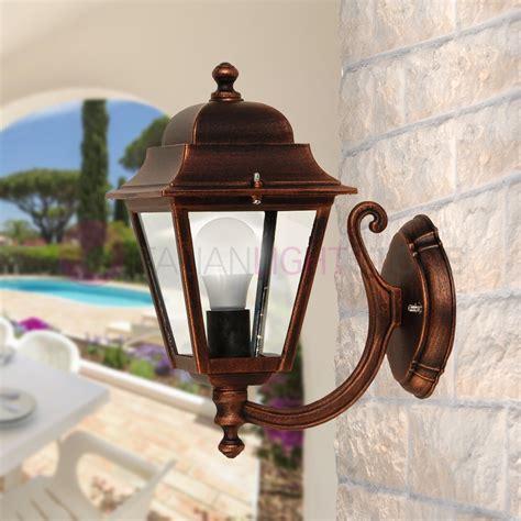 athena illuminazione athena piccola lada da esterno quadra illuminazione
