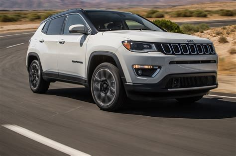 jeep compass 2018 reviews jeep compass 2018 motor trend suv of the year contender