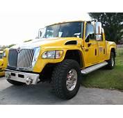 International Xt Truck