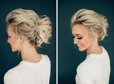 Wedding Hair Casual Updo by Best 25 Casual Updo Hairstyles Ideas On