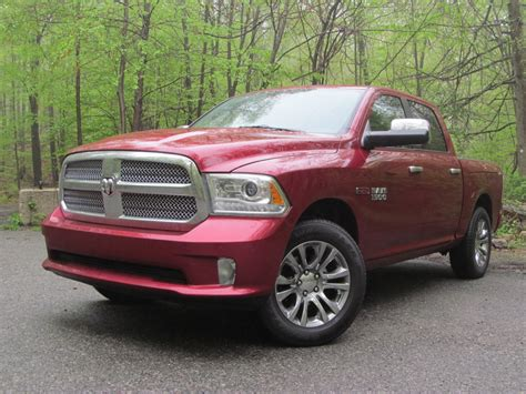 Image: 2014 Ram 1500 EcoDiesel, Bear Mountain, May 2014