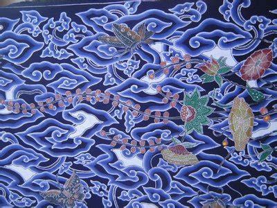 Batik Trusmi Em Megamendung Besar sejarah batik khas cirebon mega mendung batik trusmi